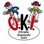 otroški kolesarski izziv